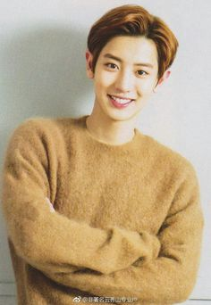 170522 Haru*hana Japanese Magazine #Chanyeol #EXO