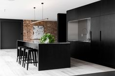 Symmons Plains by Cumulus Studio – Project Feature – The Local Project Contemporary Architecture, Interior Architecture, Residential Architecture, Cumulus, Latest Kitchen Designs, Georgian Homes, Interior Design Kitchen, Soft Furnishings, Studio
