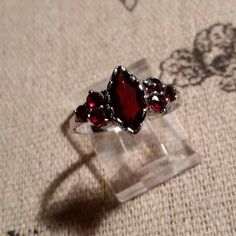 Check out this item in my Etsy shop https://www.etsy.com/listing/220123588/victorian-genuine-bohemian-garnet