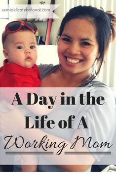 Junior is approaching the 6 month mark,. Being a working mom is no joke. Here's a glimpse of a day of my life as a working mom. Working Mom Quotes, Working Moms, Day Of My Life, The Life, Lord Help Me, Military Wife, Cool Baby Stuff, Mom Blogs, Mom And Baby