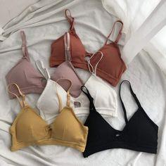 Lingerie, Ropa Interior Calvin, Cute Bras, Cute Comfy Outfits, Tumblr Outfits, Triangle Bra, Outfit Goals, Kawaii Fashion, Grunge Fashion