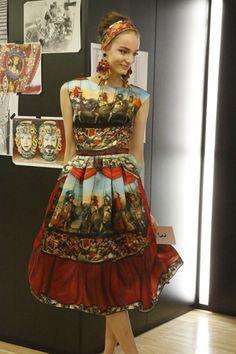 2013 S/S Ready To Wear  Dolce & Gabbana