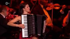 Ksenija Sidorova: Night of the Proms 2014 II Carmen & All Rise (1080p, HD) - YouTube