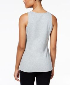 a8505dbca The North Face Reactor Mesh-Panel Tank Top, Light Gray Disclosure ...