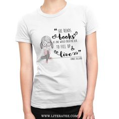 Annie Dillard Quote T-Shirt