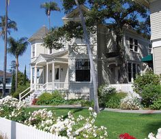 Cheshire Cat Inn, a Santa Barbara CA bed and breakfast by California Association of Bed & Breakfast Inns - C, via Flickr