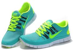 e909ecf6b65e Free Shipping to Buy  65.86 Nike Free 5.0 V2 Womens Green Apple Fluorescent  Yellow Nike Spandex