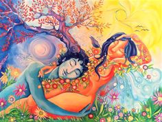 How Does Twin Flame Alignment Work? Twin Flame Love, Twin Flames, Twin Flame Stages, Pregnancy Art, Flame Art, Twin Souls, Visionary Art, Psychedelic Art, Consciousness