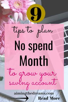 to your a success and With determination and planning, you can save money by not spending for a month. Save Money On Groceries, Ways To Save Money, Money Tips, Money Saving Tips, Money Hacks, No Spend Challenge, Money Saving Challenge, Budgeting Finances, Budgeting Tips