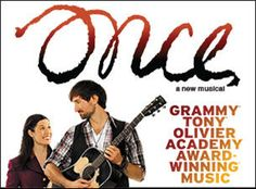 Once - a New MusicalTickets