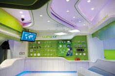 Aurora Asia Headquarter Showroom