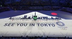 <p>Performers take part in the closing ceremony for the 2016 Rio Olympics. The 2020 Summer Games will be held in Tokyo, Japan. (REUTERS/Fabrizio Bensch) </p>