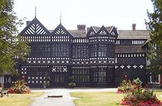 Bramall Hall is a Tudor manor house in Bramhall, within the Metropolitan Borough of Stockport, Greater Manchester, England.