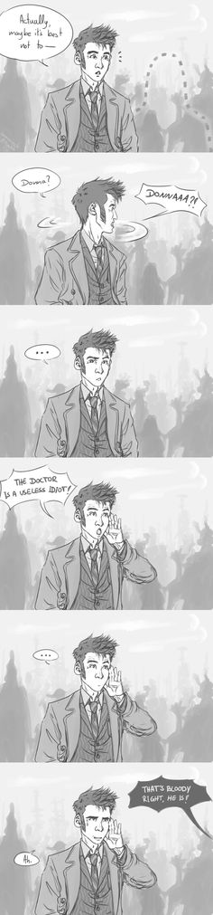 cant get over david tennant's expressions as the 10th doctor
