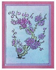 P053A - Art Neko - Picasa Web Albums  Plum Blossom Branch Winter or Spring Symbol