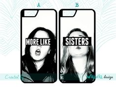 ▲ This is a beautiful set of 2 phone cases. Could be given as an amazing gift for best friend/lover or your special person. ▲ If you WANT TO HAVE YOUR NAME, last name or some other text/dates ADDED TO CASES, just LEAVE ME A NOTE TO SELLER. -- Case A - your text, Case B - your text -- !!! If no information is provided within next 24h from your purchase, you will receive cases with no names/text added. ▲ If you have any questions - Ill be more than happy to answer them! Just drop...