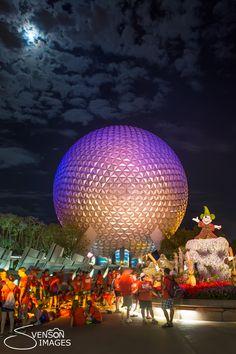 Epcot Center in Disney World