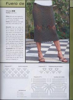 Arte de tejer crochet - Anna Borodai - Álbuns da web do Picasa