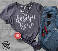 Excited to share the latest addition to my #etsy shop: Woman T-shirt Mockup - T-Shirt Mockup - Mock Up Shirt - T Shirt MockUp - Outfit Wood Background - Flat Lay Mockup - Product Photography http://etsy.me/2iU4WtI #art #photography #digitalart #bellacanvasmockup #tshirtmockup #f