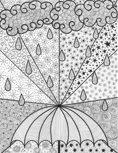Umbrella - An original artwork by Cat Magness