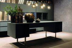 Aran Sipario: японская философия в итальянском исполнении Office Desk, Corner Desk, Vanity, Mirror, Storage, Kitchen, Furniture, Home Decor, Corner Table