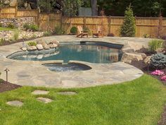 Pools By Andrews Swimming Pools serving New England offering Renovations, Fencing and Gunite Pools and Spas