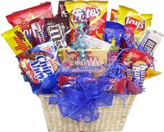 Basket Raffle Ideas