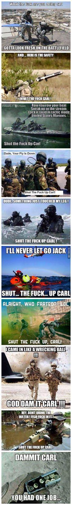Dammit Carl - 9GAG