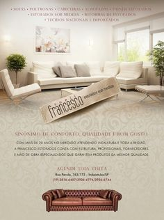 #ad #onepage #magazine #layoutproposal #furniture
