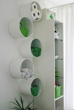 Fajne rozwiązania do łazienki, które zaoszczędzą Ci miejsce!