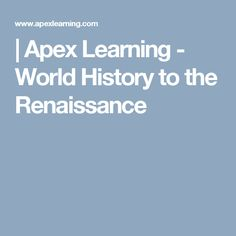 apex cheat sheet for world history