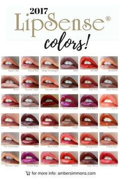 Did you hear? Senegence cut down their LipSense color selection in an effort to try and keep up with the outrageous demand.