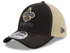 New Orleans Saints New Era NFL Pop Flect 39THIRTY Cap 278f99898a8