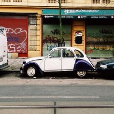 Citroen / photo by Teodorik Mensl