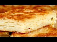 Nefis Su Böreği Tarifi & Su Böreği Nasıl Yapılır &  Su Böreği Yapılışı - YouTube