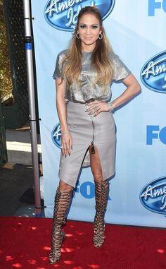 Look duvidoso da Jennifer Lopez