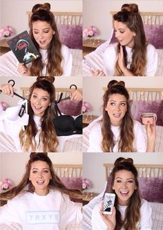 Love her hair in this video! Joe And Zoe Sugg, Joe Sugg, British Youtubers, Best Youtubers, Youtubers Life, Sugg Life, Tyler Oakley, Dan And Phil, Celebs