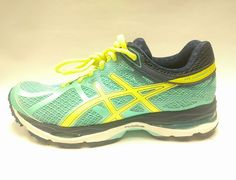 ASICS GEL-CUMULUS 17 WOMENS RUNNING SHOES SNEAKERS T5D9N SIZE 7.5 Aqua Yellow    Clothing, Shoes & Accessories, Women's Shoes, Athletic   eBay!