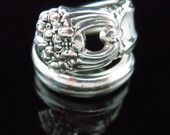 Spoon Ring - Eternally Yours - Silver Spoon Jewelry