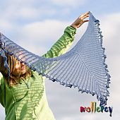 Ravelry: Falling in Lace pattern by wollerey. Free pattern.  Could see this done up in a beautiful multi-colored lace weight yarn!