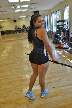 Wow. Curvy cute and fit.