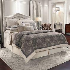 Bedding #1: Jennifer Lopez bedding collection Cosmopolitan Bedding Coordinates - kohls