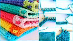 Aprende a tejer unpunto básico o punto sencillo de la técnica de crochet tunecino.Es un punto muy compacto ideal para proyectos cerrados: guantes, pecheras de vestidos, cojines, bandas, bufandas… Para aquellos que les gusta más aprender por el vídeo, dejamos … Ler mais... →