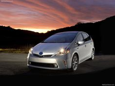 Prius V..my future car!