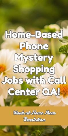 Home-Based Phone Mys