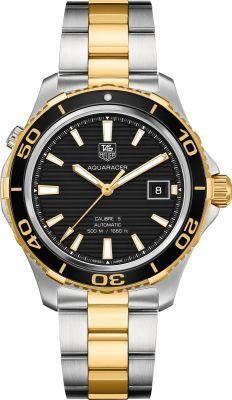 Tag Heuer Aquaracer Automatic 500M Men's #Watch www.genesisdiamonds.net #giftforhim
