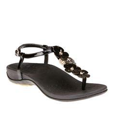 9b6d73ffb Orthaheel Vionic Technology Womens Julie Ii Sandal Black Size 5  fashion   clothing  shoes
