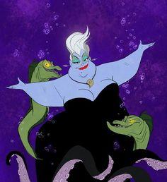 Ursula by Cory Loftis