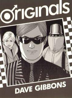 ORIGINALS Dave Gibbons KSIĘGARNIA INTERNETOWA AURELUS Dave Gibbons, The Originals