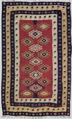 Christine Brown on Romanian Textiles: Part The Pieces Brought In…and a Few Fabric Rug, Magic Carpet, Oriental Rug, Romania, Architecture Design, Bohemian Rug, Textiles, House Design, Kilims